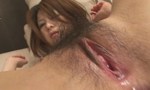 Sexy Maya loves having her hot pain in the neck filled less dick meat