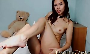Fun Camgirl Teen Wants Cum down Will not hear of Mouth